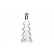 200ml Christmas Tree Bottle