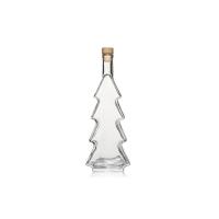 500ml Christmas Tree Bottle