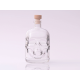 500ml Skull Bottle